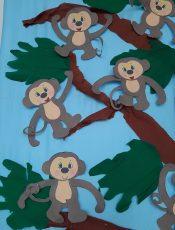 Prietena mea, maimuțica!